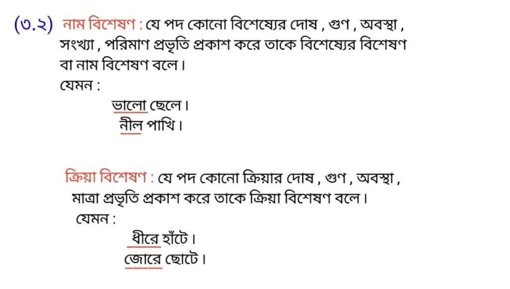 Class 5 Model Activity Task Bengali Part 6